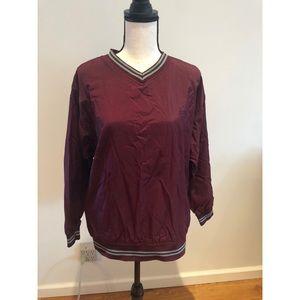 Gap Burgundy Pullover Sweater Size XXL